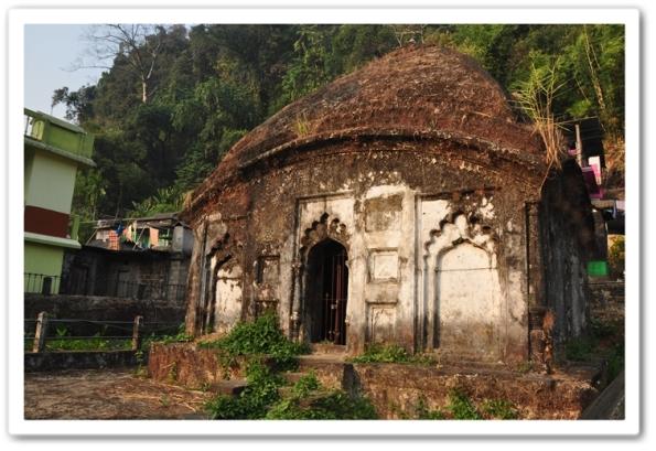 Jaintapur Altar