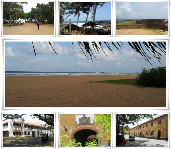 Galle and Beach