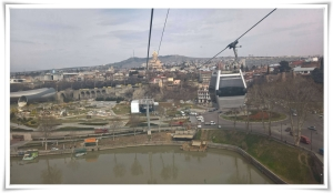Cable Car - Tiblisi